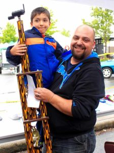 Canadian Festival of Chili & BBQ Kids' Q Champion 2016 Lorenzo from -Little Lo's Low and Slow-
